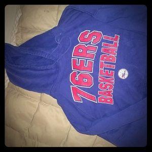 Phila 76ers 6x hoodie